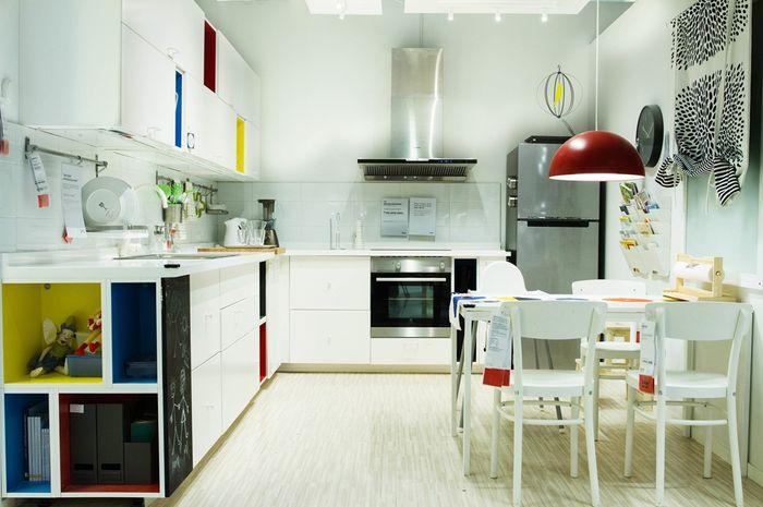 Sistem Dapur Metod Ikea Memberikan Kebebasan Untuk Mewujudkan Impian