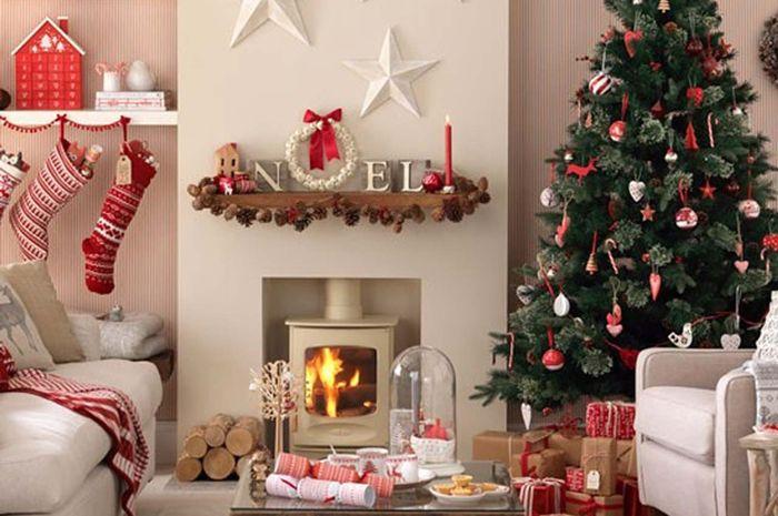 Ini Arti Warna Natal Dalam Dekorasi Ruang