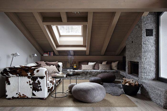 Konsep interior indah, nyaman, dan juga mewah