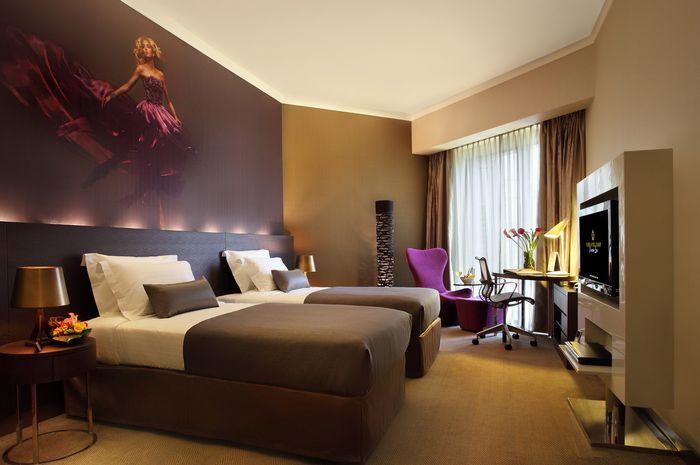 Ciptakan kamar tidur yang romantis dengan cara ini