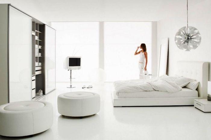 Rumah bersih anti jamur yang nyaman