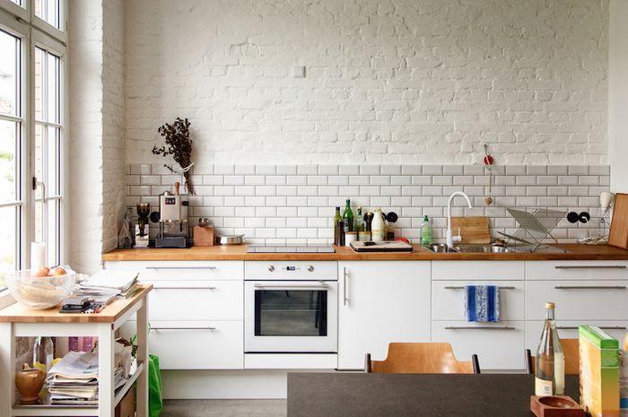 4 Warna  Yang  Pas Untuk Dapur  Biar Masak Makin Semangat