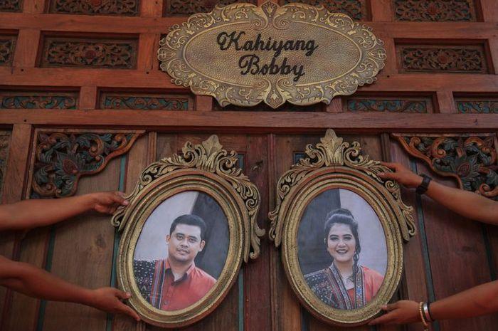 Pekerjaan Bobby Nasution Calon Mantu Jokowi