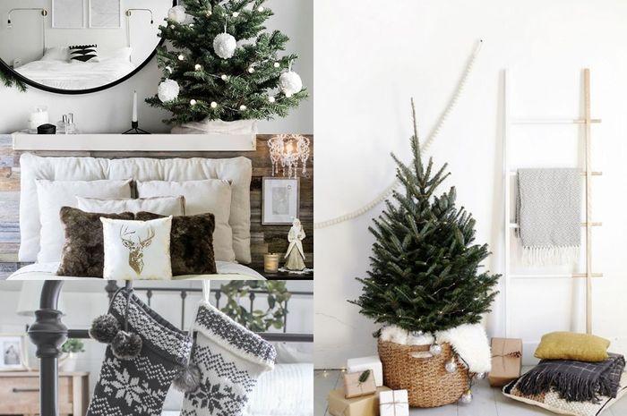 Warna putih pada perayaan Natal adalah melambangkan kesucian, ketenangan  dan masih banyak lainnya. Cek di sini!