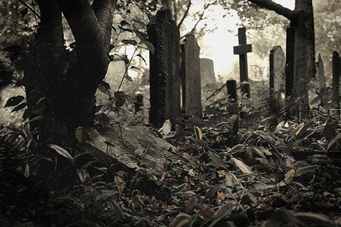 Melegenda! Berikut Potret Kuburan di Beberapa Belahan Dunia yang Dianggap Paling Menyeramkan