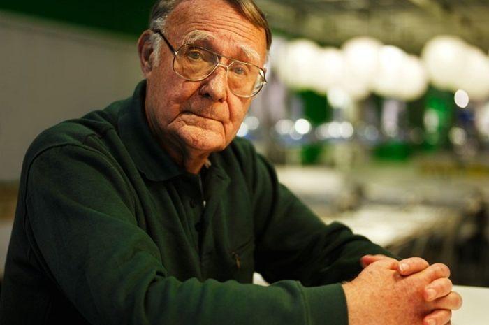 Ingvar Kamprad meninggal dunia (dok. IKEA)