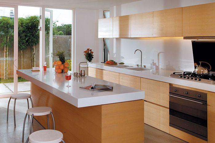 Two In One Di Dapur Minimalis Ini Semua Halaman Idea Grid Id
