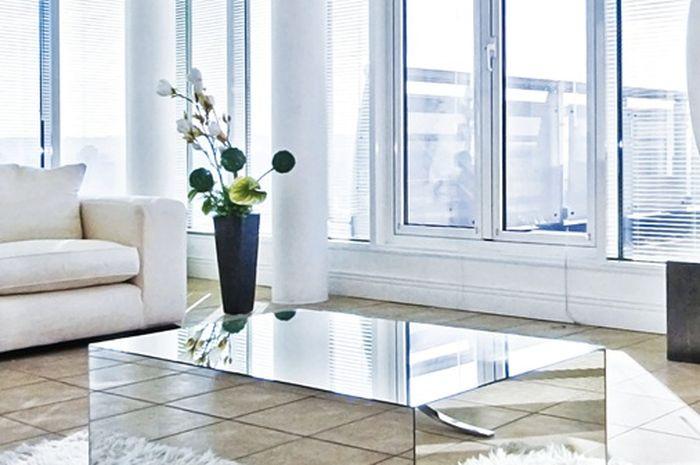 Penggunaan kaca film pada rumah (Foto: dok. V-Kool Indonesia)