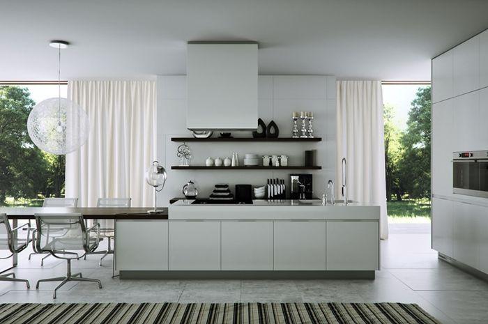 Nih Inspirasi Desain Dapur Untuk Laki