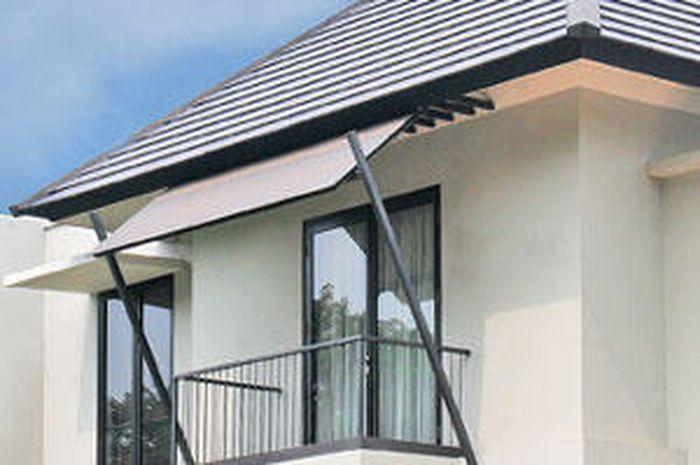 Atap Rumah Dibuat Miring