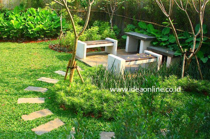 72+ Gambar Kursi Taman Dari Bambu Gratis Terbaru