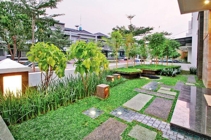 Tips Mendesain Taman Untuk Rumah Minimalis Semua Halaman