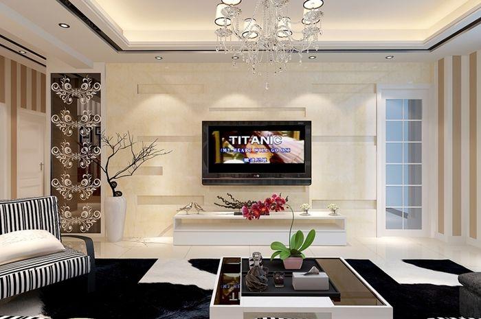 4 Cara Mengatur Ruang Menonton TV di Rumah
