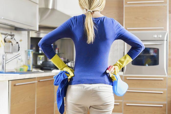 5 Trik Cepat Membersihkan Rumah