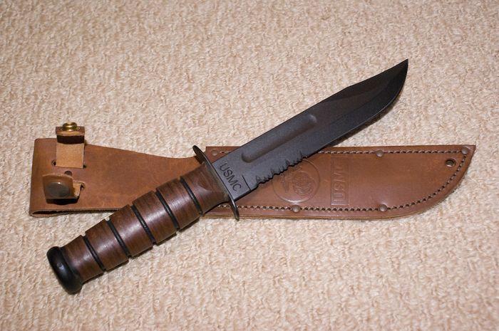 Dari Ka-Bar hingga Ari B Lilah: Inilah Pisau-pisau Andalan Pasukan Khusus di Dunia