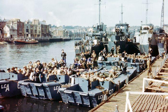 Memperingati Invasi Normandia Adakah yang Tahu iApai iArtii