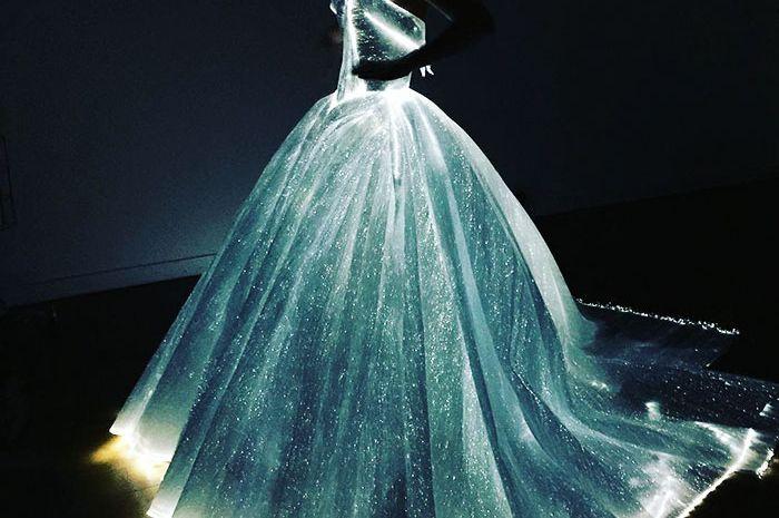 Foto Inilah Gaun Tercantik Di Dunia Yang Persis Seperti Milik