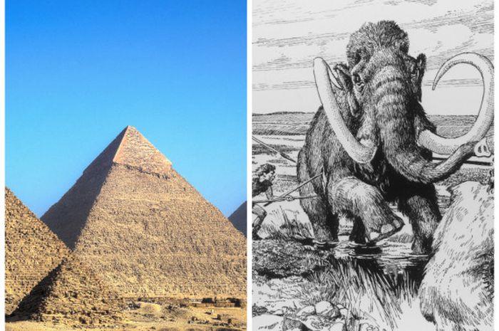 Fakta-fakta Sejarah Mengejutkan yang Akan Mengubah Konsep Waktu Kita