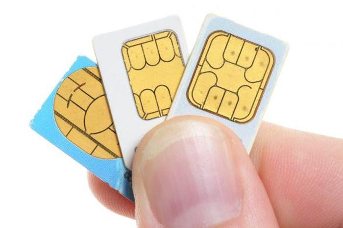 Mulai 15 Desember, Beli Kartu SIM Wajib Tunjukkan KTP, SIM, Passport atau KK