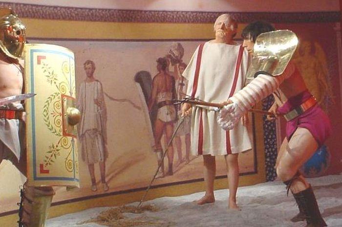 Terbukti, Para Gladiator Memang Berasal dari Budak