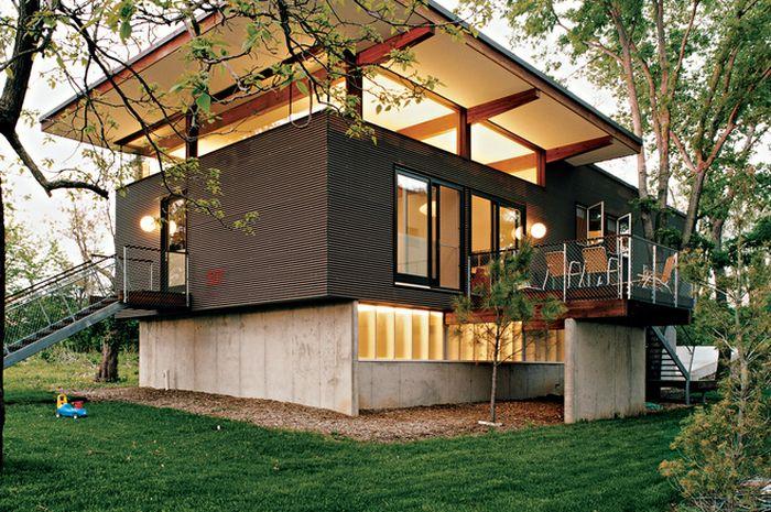 Mencipta Rumah Unik Nan Cantik Dengan Cara Sederhana Semua Halaman Intisari