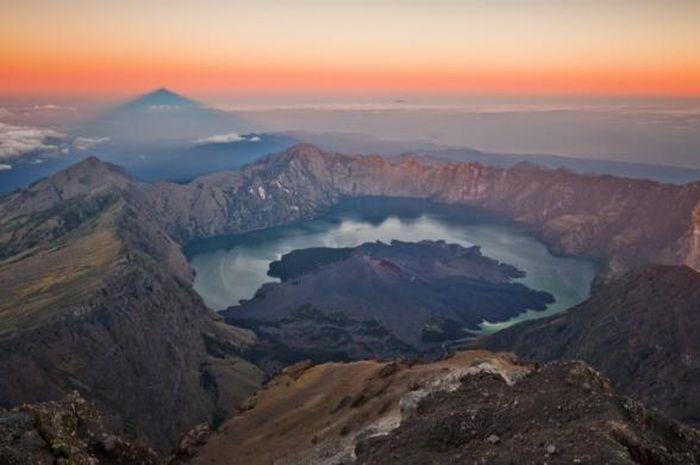 Letusan Gunung Samalas Mengalahkan Tambora dan Krakatau
