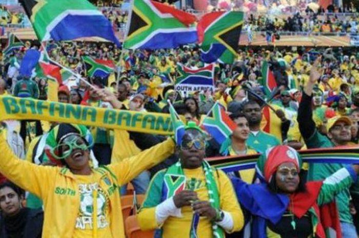 Piala Dunia 2010 Melahirkan Banyak Bayi Laki-laki di Afrika Selatan