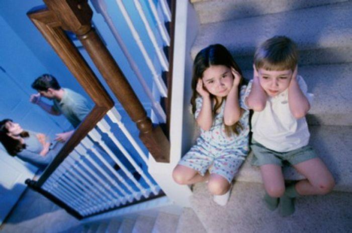 Dampak Perceraian Pada Tumbuh Kembang Anak