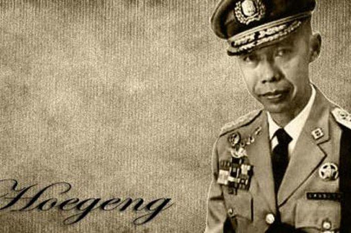 Polisi Hoegeng Iman Santosa, Sosok Polisi Jujur (1)