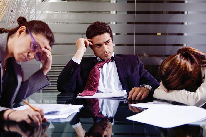 Malas Berbicara Soal Kantor, Mungkin Kita Salah Pilih Pekerjaan