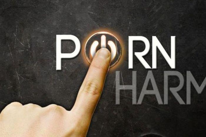 Pornografi bikin lupa diri