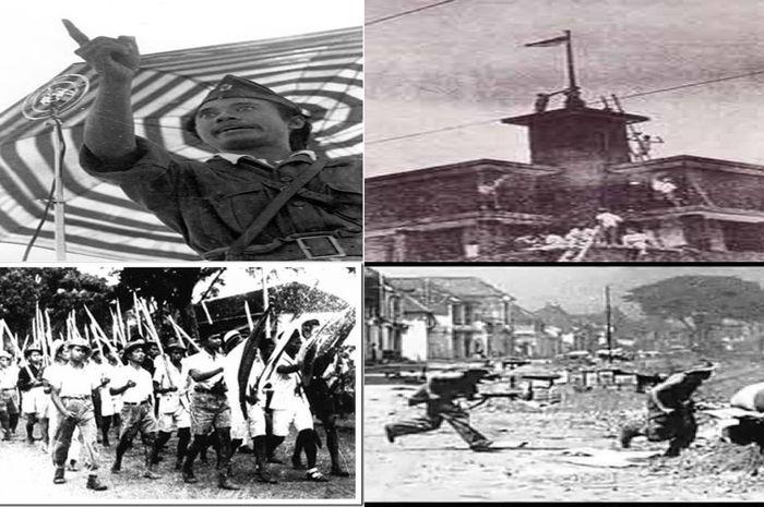 Ketika pejuang Indonesia membuat kewalahan Inggris sang pemenang PD 2