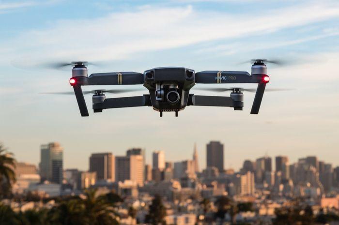 DJI Mavie Pro Drone.