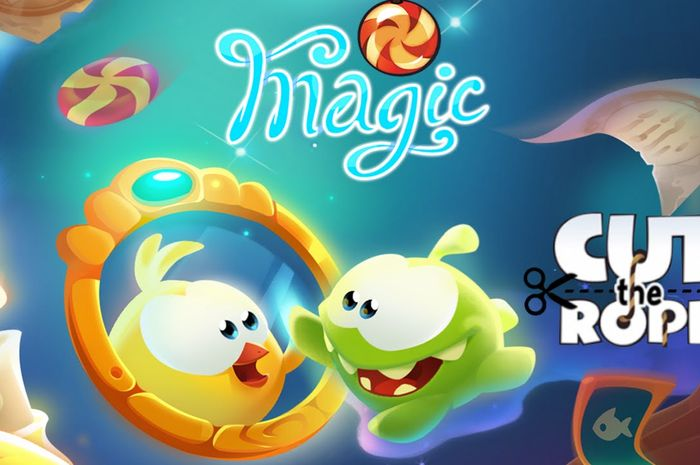 Cut the Rope: Magic.