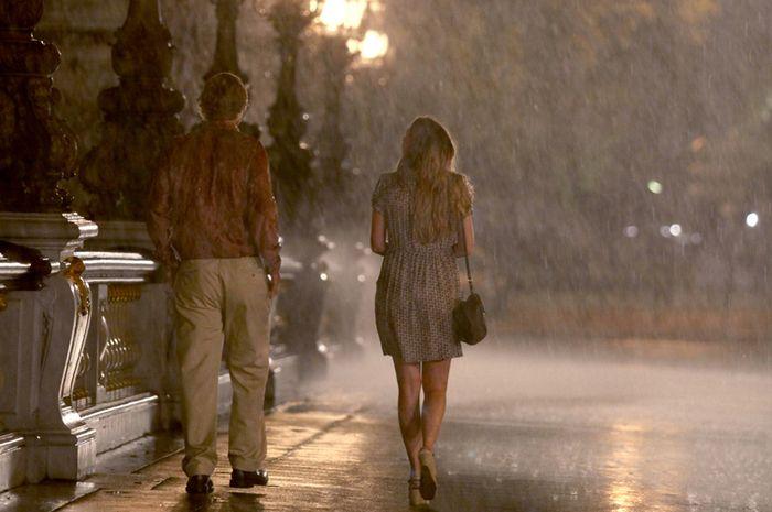 Hujan memiliki bau khas, itu semua karena geosmin