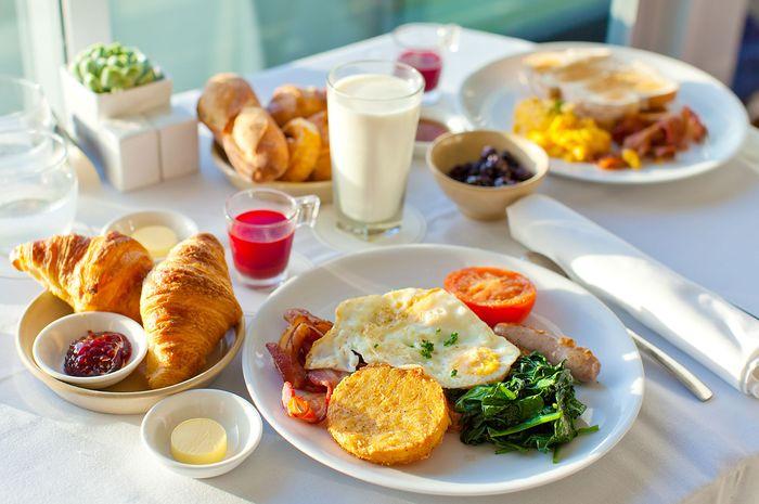 Jangan sampai tidak sarapan sebelum sekolah