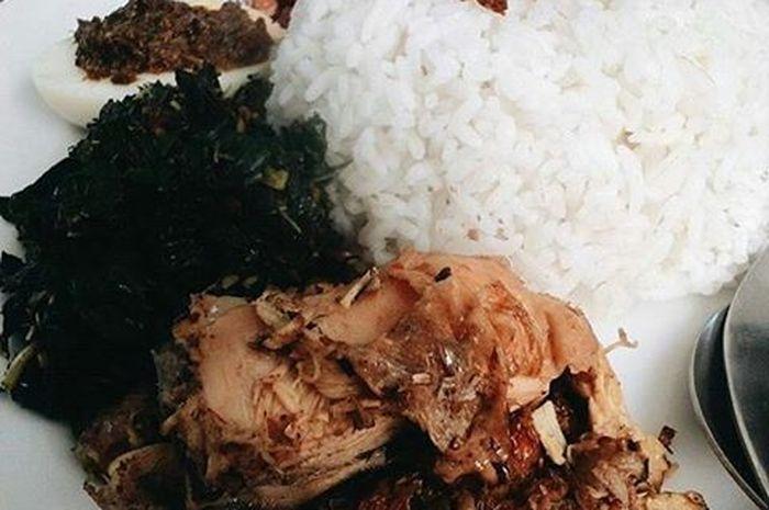 Ayam guling Warung Suweca