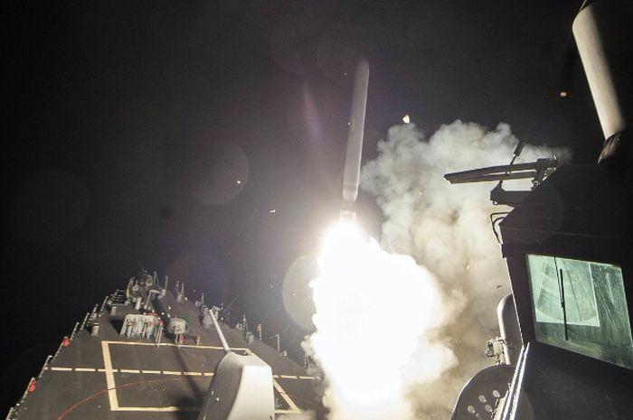 Serangan rudal AS  ke Suriah bisa picu PD III