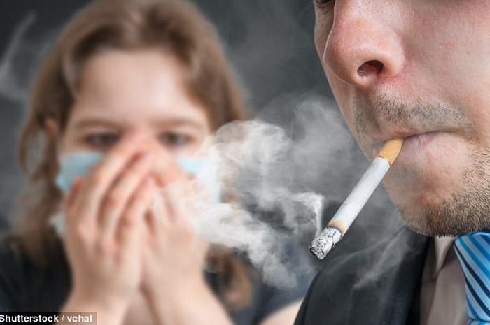 Ayo berhenti merokok