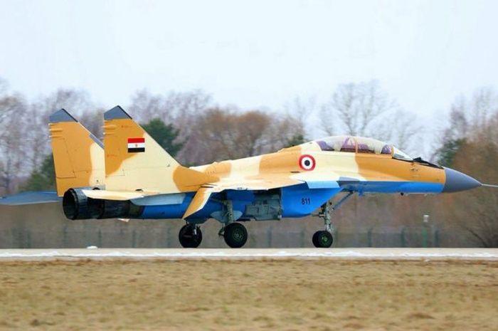 Alutsista baru Angkatan Udara Mesir