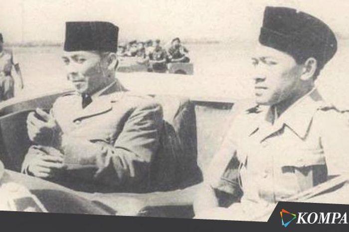 Bung Karno dan Sultan HB IX