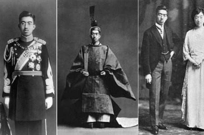 Kaisar Hirihito, Kaisar era Perang Dunia kedua