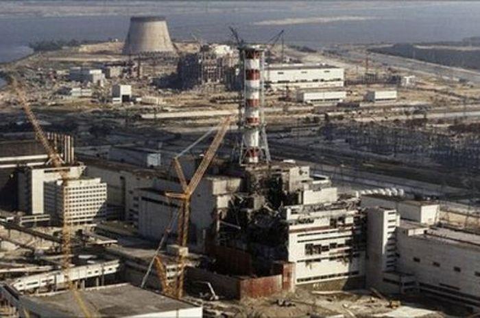 Ada bom bekas Perang Dunia II di area terpapar nuklir Fukushima