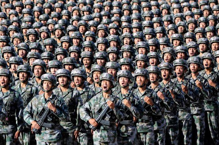 Militer China sedang menghadapi masalah pelik gara-gara masturbasi