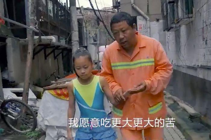 Hao dan putrinya, Xinxin