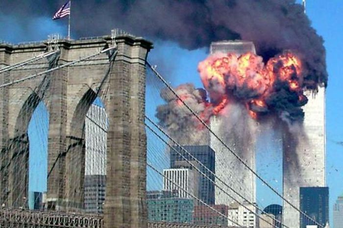 Teror pada 11 September 2001