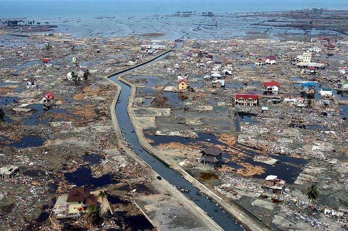 Gempa bumi Aceh.