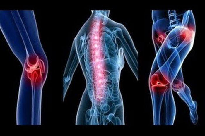 Sakit tulang belakang saat bernafas