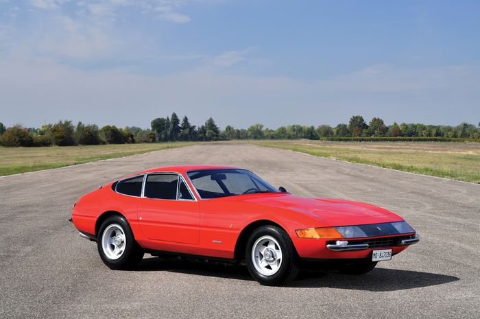 Ferrari 365 GTB / 4 Daytona Berlinetta