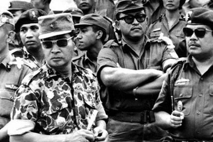 Jenderal Suharto pada 30 September 1965
